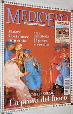MEDIOEVO 1997 Guerra agli eretici Stato di Aragona Napoli pescatore Prete Gianni