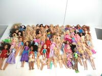 Barbie Dolls - Lot of 34 & Mixed Doll lots 35 Total 69 Dolls