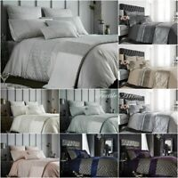 Super Soft Luxury Duvet Cover Set Quilt Cover Modern Bedding Set & Bed Runner