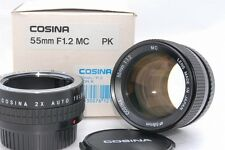 Exc++ Cosina 55mm f/1.2 f 1.2 Lens for Pentax K *84101792