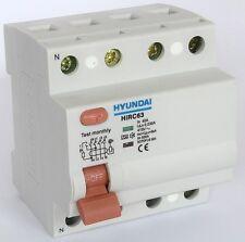 FI Schalter 4 polig 25A 30mA 0,03 A FI Schutzschalter FI-Schalter RCCB 0755