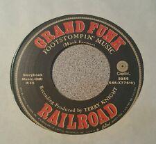 Grand Funk Railroad – Footstompin' Music / I Come Tumblin'