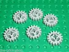 6 x LEGO TECHNIC MdStone Gear 94925 / Set 42009 8258 42055 9397 8265 8043 42025