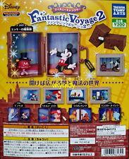 Disney Character Fantastic Voyage II, 5pcs - Takara Tomy ARTS    ^_^1