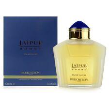 Boucheron Jaipur Pour Homme Men 3.3 3.4 oz 100 ml Eau De Parfum Nib Sealed