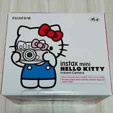 Hello Kitty Polaroid Camera Film Sanrio FUJIFILM INSTAX MINI HELLO KITTY Red