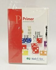 Math U See: Primer INTRODUCTION TO MATH DVD ONLY