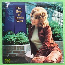 The Best Of Dottie West - Rca LSA-3152 Ex+ État Vinyle LP