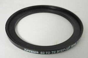 Tiffen 62mm to 72mm Step-Up Ring