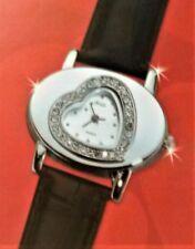"~Park Lane Jewelry~""Diamond Heart"" Collection Watch~Consultant Reward, Rare"