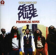 Prodigal Sons: The Best Of Steel Pulse - Steel Pulse (2012, CD NEUF)