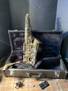 Yamaha YAS23 student alto saxophone sax used w/ case nice