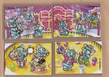 Zirkus Fantini - Ferrero 1998 - Puzzles Kompl.+ BPZ