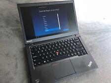 Lenovo THINKPAD T440s Core i5 4300U 8GB RAM 500GB HDD 2 Rechargeable Batteries