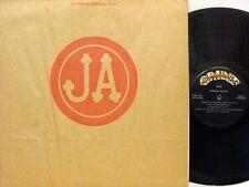 "JEFFERSON AIRPLANE - Bark LP (1st US Pressing on GRUNT w/""Outer Bag""/Insert)"