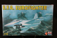 YA083 ESCI 1/72 maquette avion 9093 E.F.A. Eurofighter IT FR ES DE