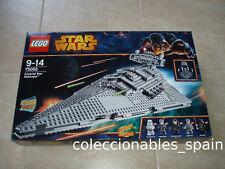 LEGO STAR WARS IMPERIAL STAR DESTROYER REF. 75055 NUEVO EN CAJA Y PRECINTADO