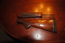 Vintage Remington 870 Wingmaster Factory 12 GA High Gloss Wood Stock Forend Set