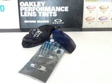 Oakley Batwolf Ice Iridium Replacement lens SKU# 43-358 + BONUS CHROME Icon Kit!