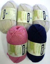 Patons Crocheting & Knitting Wool Baby/Toddler