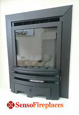 Senso Fireplaces Vola 400 Inset Gas Fire HE Glass Fronted 5 Years warranty
