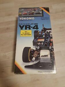 Yokomo YR-4 GT with BMW 3 series body