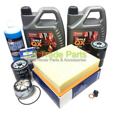 LAND ROVER DISCOVERY 2 TD5 FULL SERVICE KIT WITH OIL, MAHLE OIL & AIR FILTERS