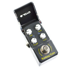 JOYO JF-306 Rushing Train DI Amp Sim Ironman Mini Guitar Effects Pedal