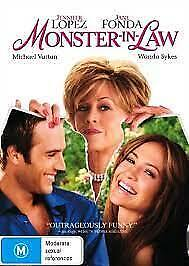Monster in Law Monster-in-Law | Rated M DVD Region 4 (PAL) (Australia)