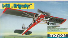 """L-60 """"Brigadyr"""" 1:100 Master Modell / Plasticart 1023, Original! RARITÄT DDR"""
