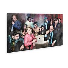 "Sopranos ""The Hustle"" wall art poster"