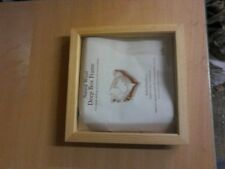 """Innova Natural Wooden Deep Box Picture Frame Photo Frame (8""""x 8"""")"""