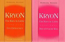 KRYON - EIN KURS IN LIEBE - BAND 1-3 - Barbara Bessen BUCH SET - NEU