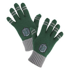 NWT Universal Studio Wizarding World of Harry Potter Gloves Mittens Slytherin