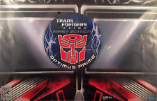 TRANSFORMERS PRIME FIRST EDITION OPTIMUS PRIME MATRIX FIGURE (FACTORY SEALED,MIB