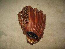 "Wu baseball glove pro-grade steerhide leather 13"" modified trap web"