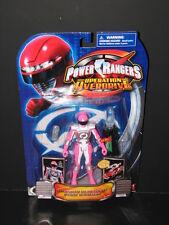 Power Rangers PINK Mission Response Figure Operation Overdrive Boukenger SENTAI