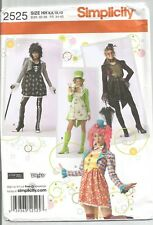 Simplicity Sewing Pattern 2525, Child STEAMPUNK Costume, Size 6- 12