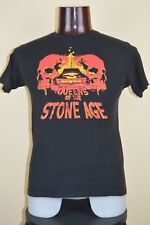 Queens of the Stone Age M Black Mens Graphic T Shirt Short Sleeves flawed