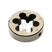 "1""-24 UNS Right Hand Thread Die 1 - 24 TPI Threading Cutting Tool"
