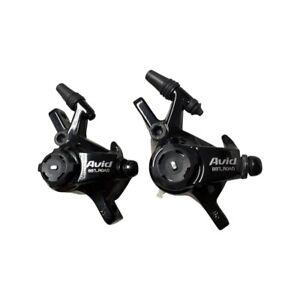 USED SRAM AVID DB BB7R SL Road Disc Mechanical Brake Calipers BB7 Pair Set