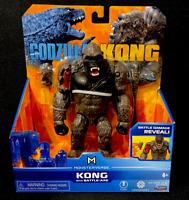 KONG WITH BATTLE AXE Playmates MonsterVerse Godzilla Vs. Kong BRAND NEW