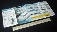 1960s Vintage KeilKraft Catalogue/Leaflet Boat Kits & Accessories