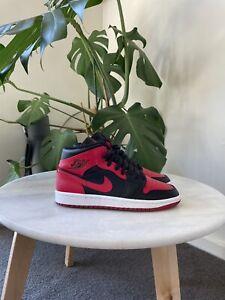 Air Jordan 1 Mid Banned US8