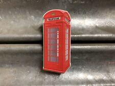 Union Jack FRIDGE MAGNET UK LONDON SOUVENIR MAGNET Traditional Red Phone Box