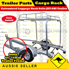Galvanized Luggage Rack / Cargo Rack / Cargo Carrier suits Jet-Ski Trailer