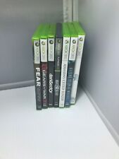 Lot Of 7 Cbox 360 Games. Lot B