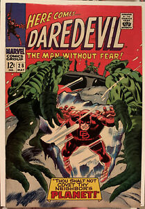 Daredevil The Man Without Fear #28 Beautiful VF/NM 9.0 Sharp High Grade GEM!