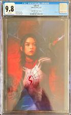 Silk 2 CGC 9.8 Comic Mint Virgin (9)