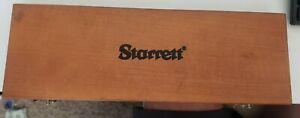 """Starrett - Model 823C - 4-24""""/.001""""  Inside Micrometer Set"""